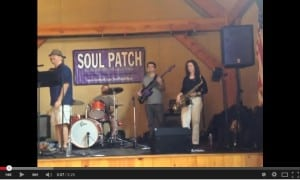 Performing Use Me with Soul Patch