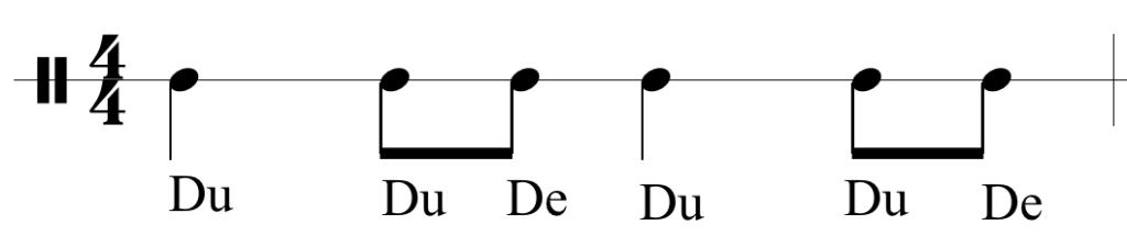 Graphic 5-Gordon 1 measure