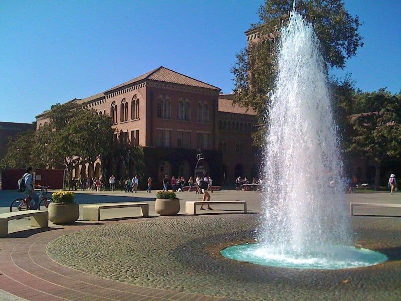 USC Thornton campus
