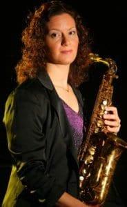Donna Schwartz-saxophones