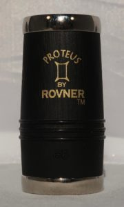 Struggling with intonation on the clarinet? This new Rovner clarinet barrel will help improve your tone