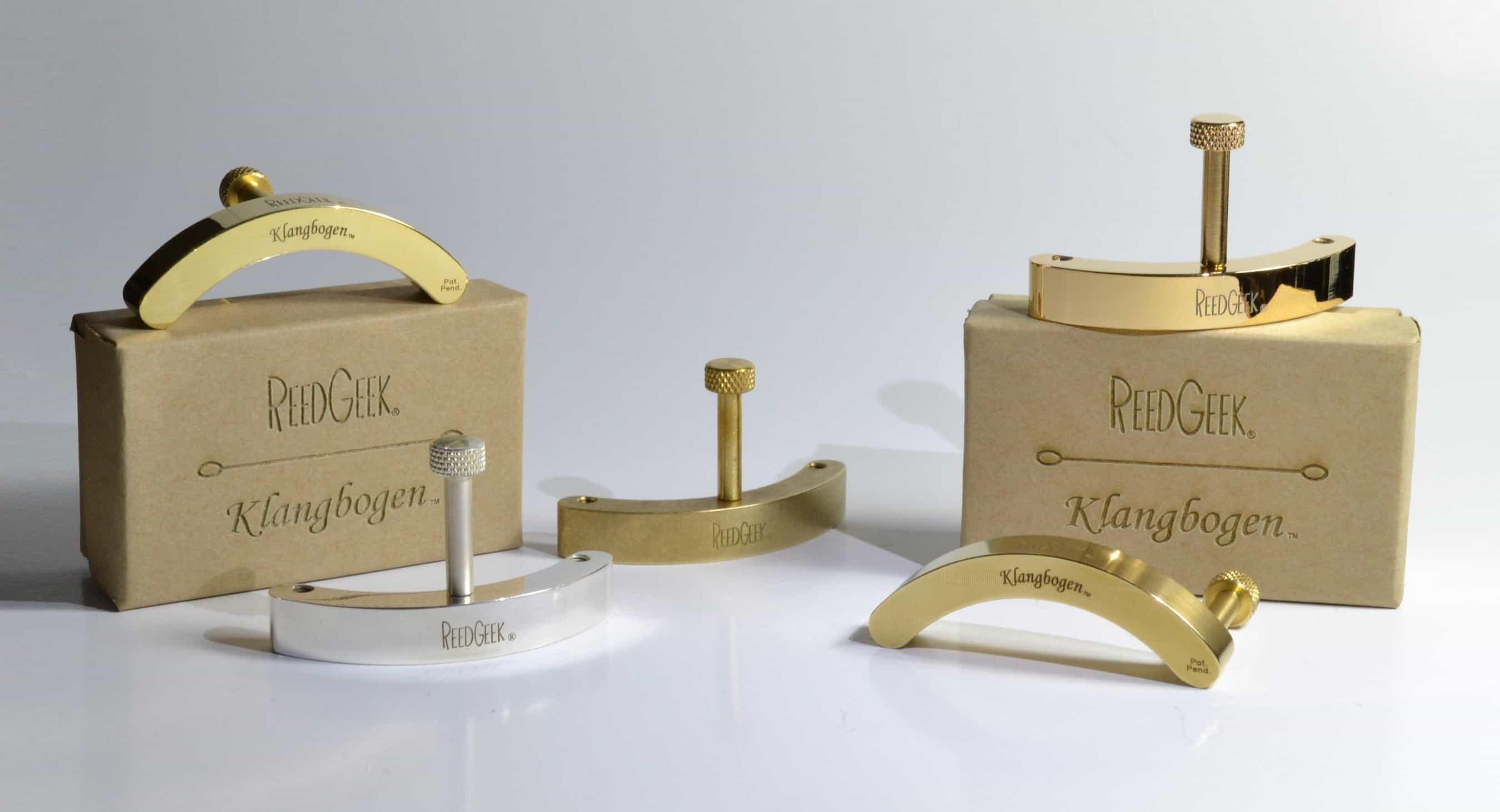 Klangbogen; a new tool from ReedGeek to improve your saxophone tone