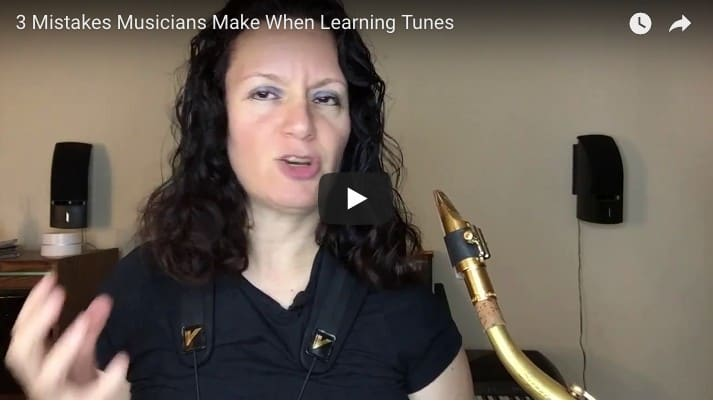 Want to learn tunes? Don't Make These 3 Mistakes